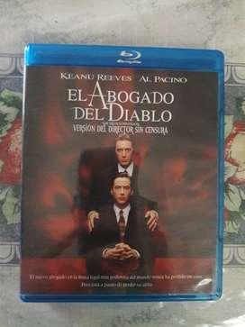 Blu-ray El Abogado Del Diablo