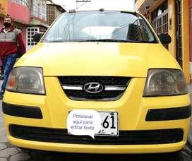 Vendo taxi Atos 2012 cómo nuevo