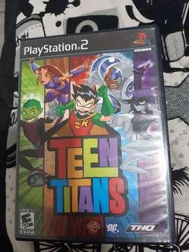 Teen Titans PS2