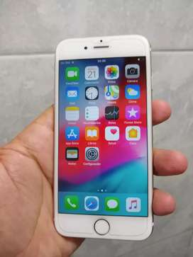 iPhone 6 64GB libre de todo