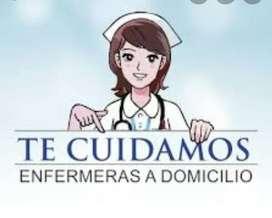 Enfermeras domiciliarias