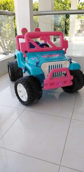 Carro Jeep Power Wheels
