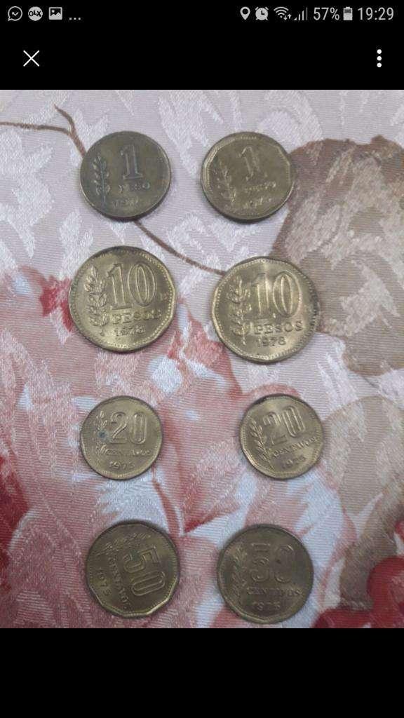 Lote 18 Monedas Antiguas 0