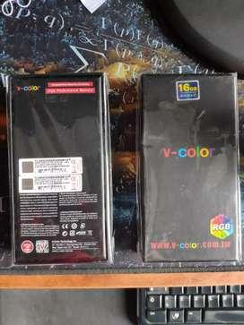 Memoria ram V-Color RGB