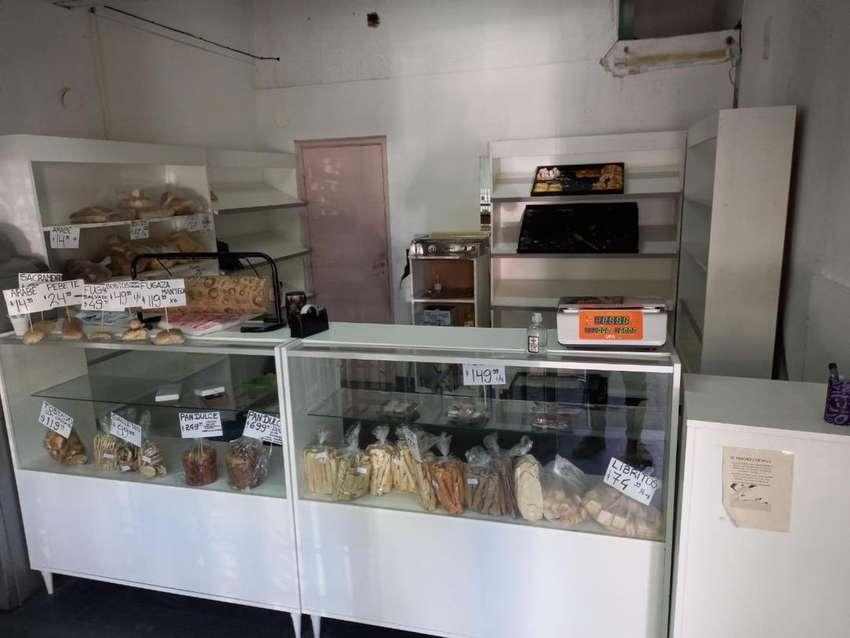 Fondo de comercio panaderia 12 41 y 42 0