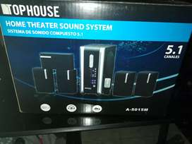 Home theater top houese 5.1