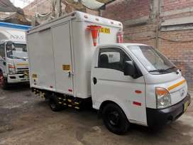 Vendo hiunday porter h 100 año 2011 furgon