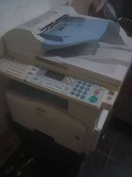 impresora ricoh aficio mp 201spf en excelente estado nada de uso