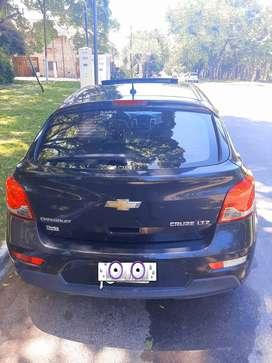 Chevrolet Cruze ltz automatico