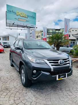 Toyota New Fortuner - 2018