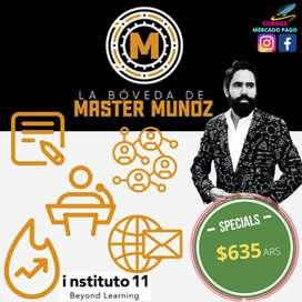 LA BOVEDA DE MASTER MUÑOZ