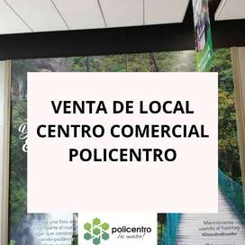 VENTA DE LOCAL CENTRO COMERCIAL
