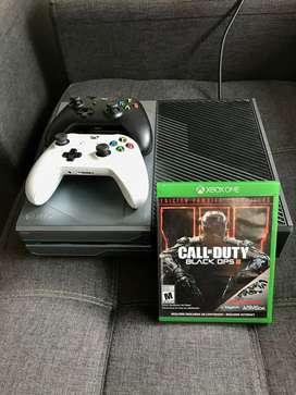 xbox one 2 controles juego físico