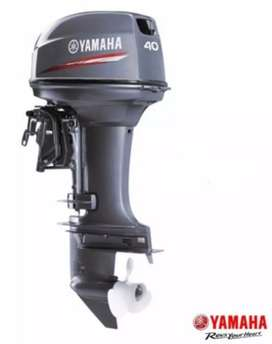 Motor Yamaha 40hp 2 Tiempos