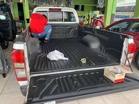 Protector balde para dmax 1 cabina