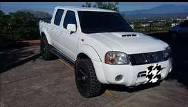 Nissan frontier diésel 4x4