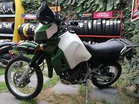 MOTOCICLETA KAWASAKI KLR 650