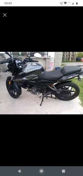 Vendo urgente bajaj rouser ns 160 impecable