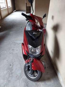 Venta de moto eléctrica