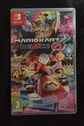 Mariokart 8 switch