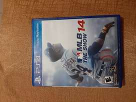 MLB14 The show Ps4