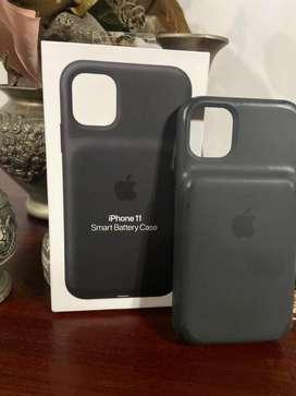Forro cargador para iPhone 11
