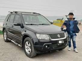 Vendo mi camioneta Suzuki Gran Nomade