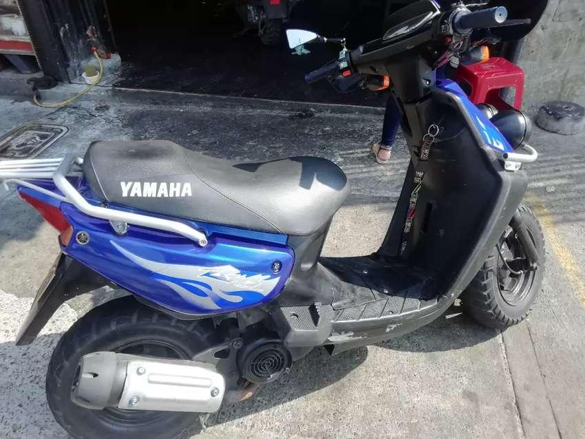 BWS 100 Yamaha 0