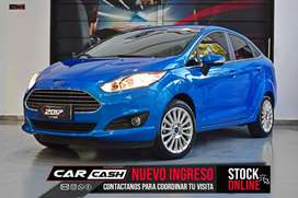 FORD FIESTA TITANIUM POWERSHIFT 1.6 AT 2017