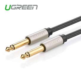 Cable jack 6.35mm Ugreen 8 metros