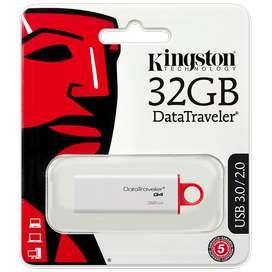 Pendrive Kingston 32gb Usb 3.1 3.0 2.0