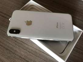 Vendo iphone Xs de 64 gb, blanco, 9/10, 4 meses de uso.