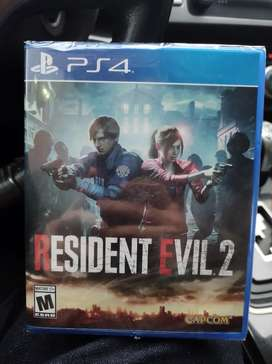 Resident evil 2 nuevo