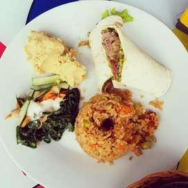 Cocineros con experiencia en comida criolla para trabajar 24,25, 31, 2,3,4,5