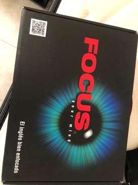 Vendo libros Focus