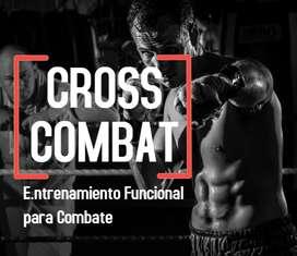 Entrenamiento Funcional para Combate - Cross Combat