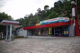 Se vende negocio de estación de servicio en Rionegro Santander