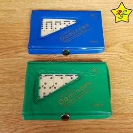 Domino Mini Juego Mesa Destreza Pequeño Estrategia Piezas