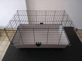 Jaula cobayera importada cobayo conejo SAVIC ambiente 80