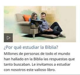Curso gratis de la biblia