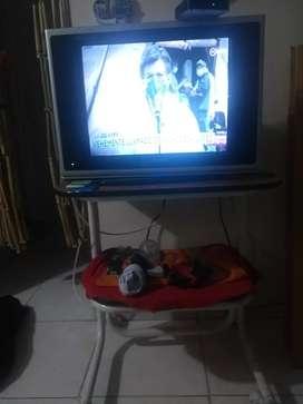 Televisor Sankey convencional