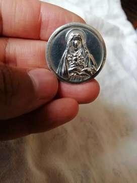 De Oportunidad Medalla de plata de la Virgen Dolorosa
