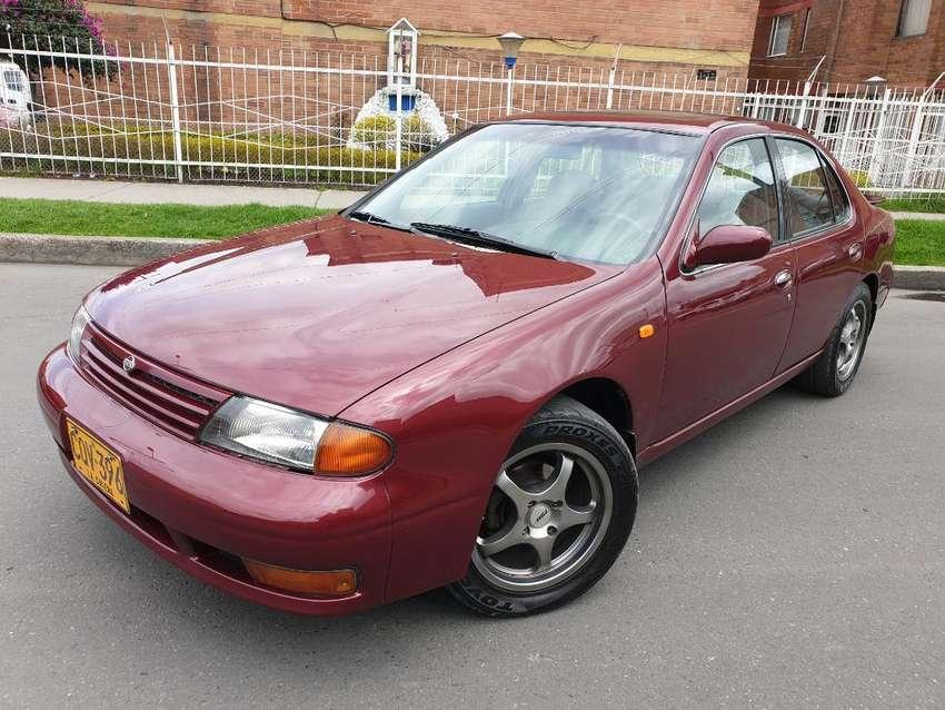 Nissan Bluebird 1996 0