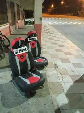 En venta asientos