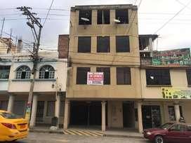 Edificio en la Av. Gran Colombia