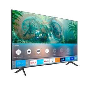 Televisor samsung de 55 pulgadas smart tv
