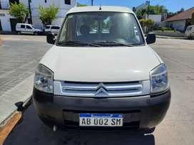Peugeot parnet diésel mod 2017