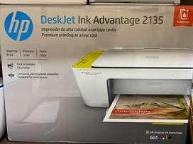 Impresora hp deskjet 2235