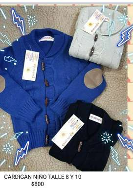 Camperas / sweaters /Cardigan talle 4 /8 / 10
