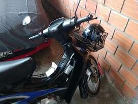 Vendo motocicleta Lifan cheetach 100
